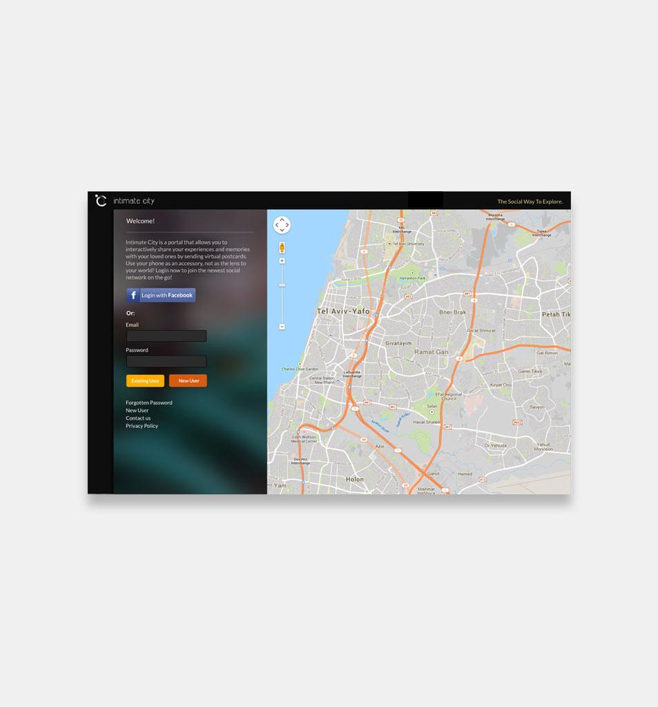 Intimate City Desktop 1