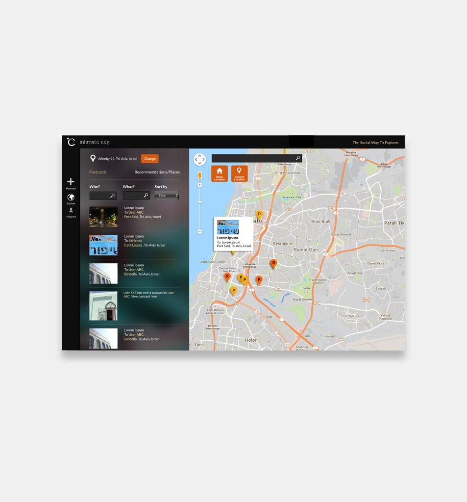 Intimate City Desktop 2