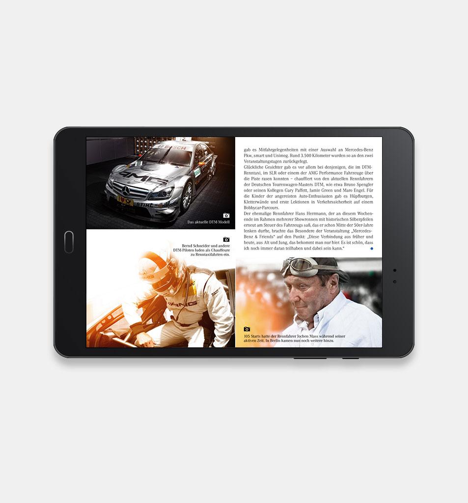 Mercedes Benz_iPad Magazin 6