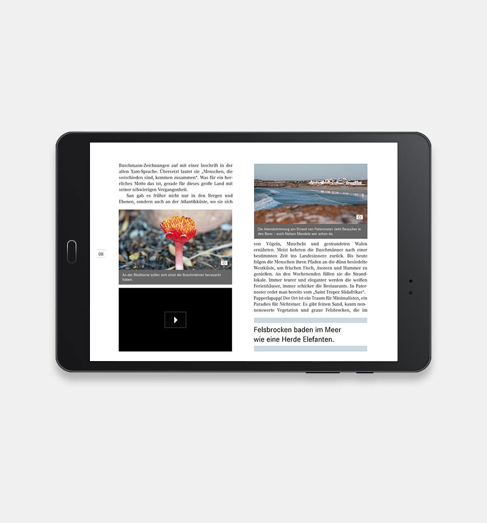 Mercedes Benz_iPad Magazin 4