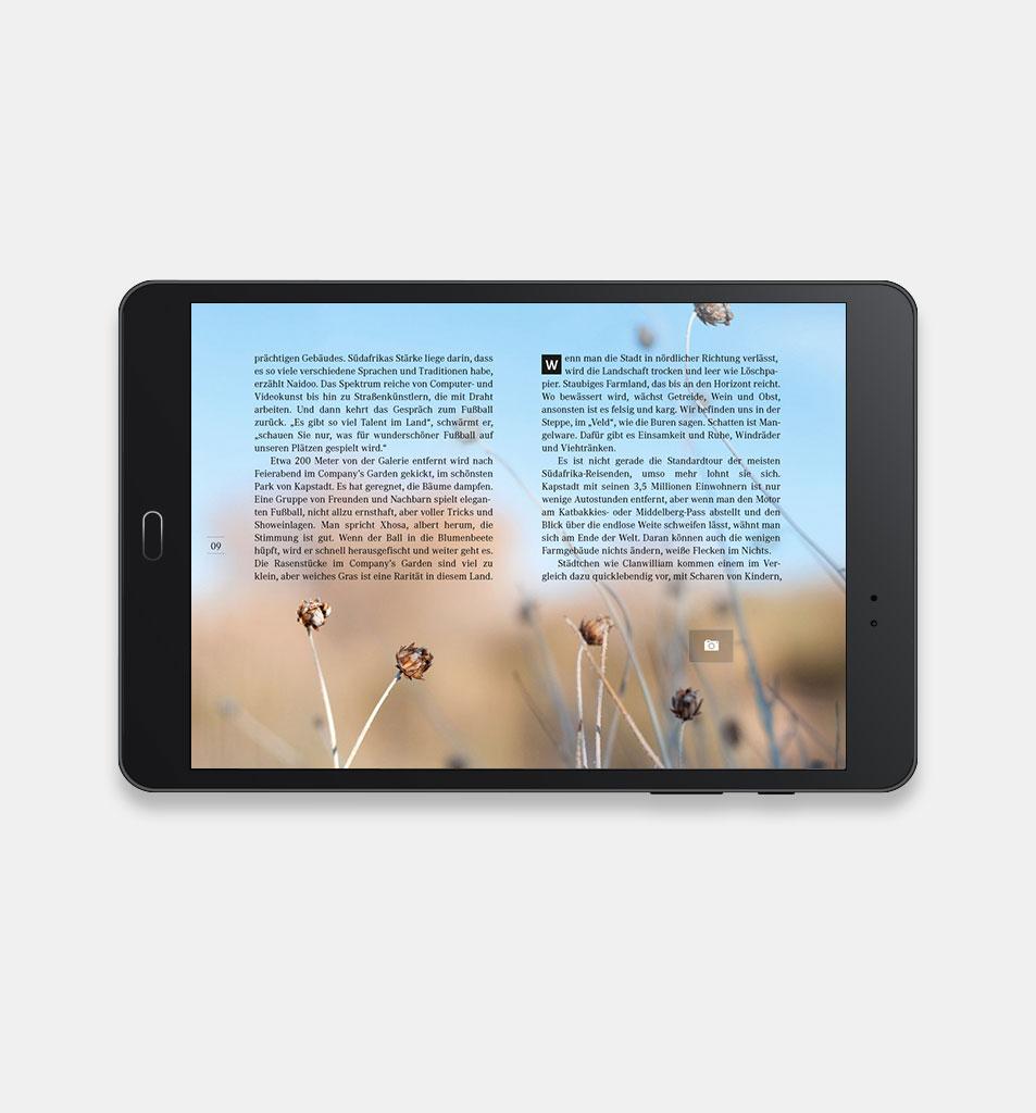 Mercedes Benz_iPad Magazin 3