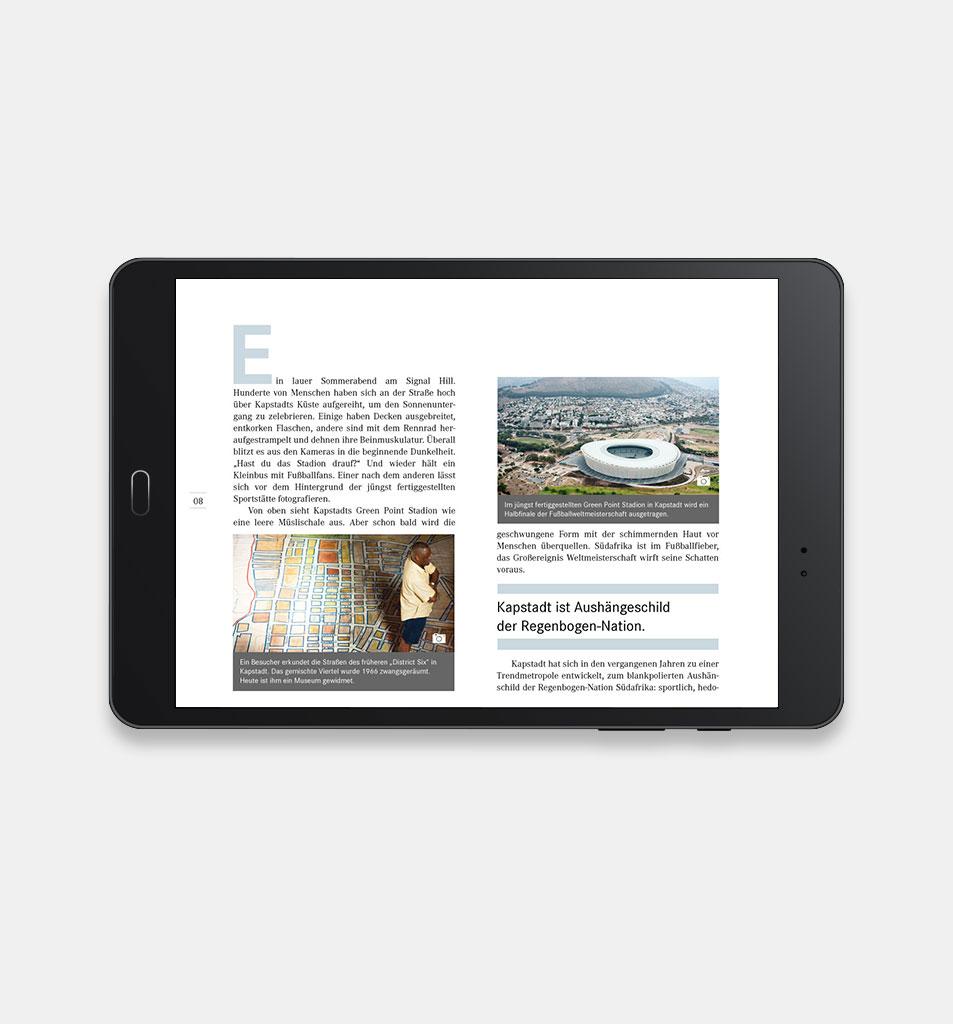 Mercedes Benz_iPad Magazin 2