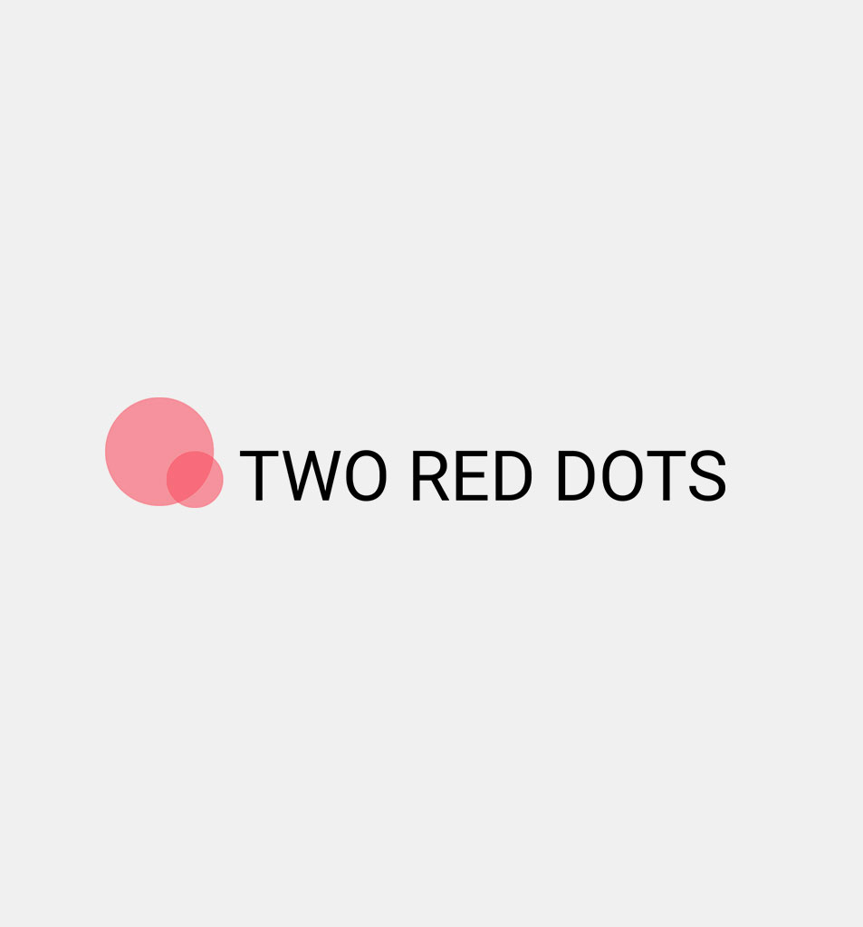 Tworeddots Logo